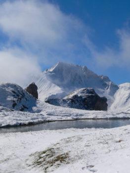 Randonnée hiver - Cret du Rey